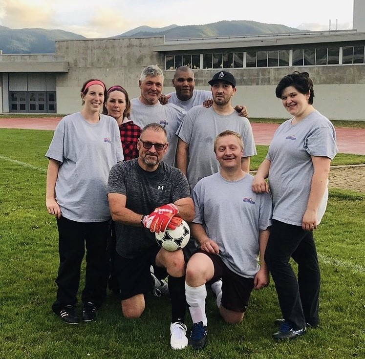 Total Restoration Staff Soccer Team!